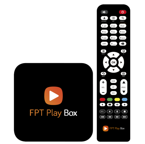 FPT HD Box